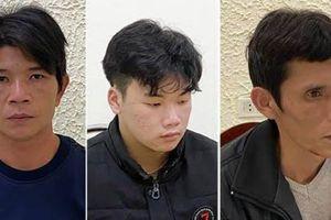 Cao Bằng: Bắt 3 đối tượng đưa người Trung Quốc nhập cảnh trái phép