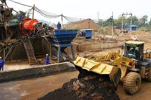 Thái Nguyên nâng cao hiệu quả quản lý tài nguyên khoáng sản