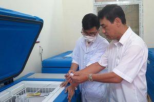 Tuyên Quang tiếp nhận 4.500 liều vaccine phòng Covid-19
