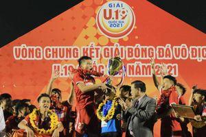 U19 PVF bảo vệ thành công chức vô địch