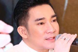 Quang Hà tiết lộ cát-xê đi hát 25 năm qua người quản lý đều thu giữ