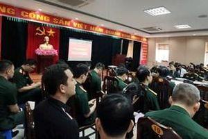 Báo Quân đội nhân dân tổ chức hội nghị học tập, quán triệt nghị quyết Đại hội lần thứ XIII của Đảng