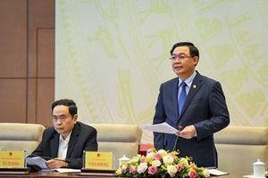 Quốc hội sẽ tiếp tục phát triển trên nền tảng di sản đồ sộ 75 năm lịch sử hoạt động