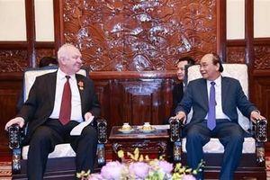 Việt Nam luôn trân trọng quan hệ hữu nghị truyền thống với LB Nga