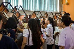 Hành trình 'gieo' sách đến học sinh nghèo