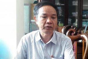 Đình chỉ sinh hoạt đảng đối với Phó Chủ tịch Thường trực HĐND thị xã Nghi Sơn