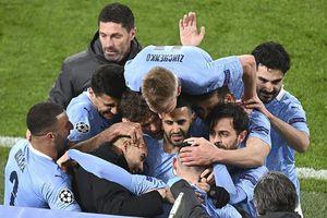 Ngược dòng ấn tượng, Man City đánh bại Dortmund vào bán kết