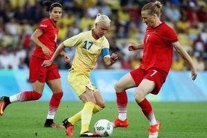 Xác định 12 đội bóng đá nữ có mặt tại Olympic Tokyo