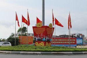 Hà Nội: Trang trí, tuyên truyền, cổ động trực quan kỷ niệm các ngày lễ lớn