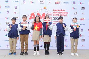 Chính thức mở cổng đăng ký cuộc thi Toán học Úc
