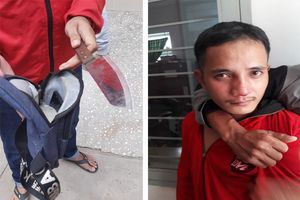 Kẻ cướp nhắn tin yêu cầu nạn nhân trả tiền để chuộc lại điện thoại