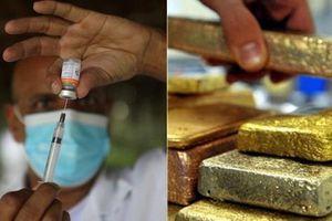 Rúng động vụ đổi vắc xin ngừa COVID-19 lấy vàng ở Brazil