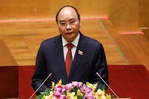 Chủ tịch nước Nguyễn Xuân Phúc chủ trì phiên thảo luận cấp cao HĐBA Liên Hợp Quốc