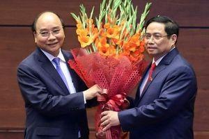 Các nước gửi điện, thư chúc mừng lãnh đạo cấp cao Việt Nam