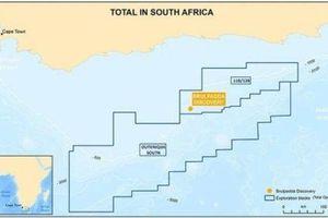 Total hoãn chương trình khoan dầu khí ngoài khơi Nam Phi không rõ lý do