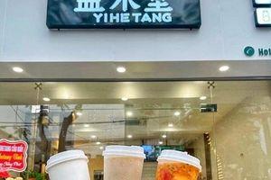 Giải mã cơn sốt trà sữa YiHeTang mới đổ bộ thành Vinh