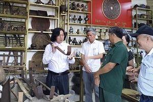TS. Nguyễn Quang Cương và 'gạch nối' văn hóa Việt