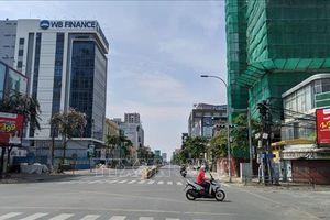 Số ca nhiễm COVID-19 tại Campuchia tăng cao sau ngày đầu phong tỏa