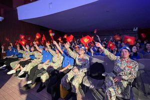 Bệnh viện dã chiến cấp 2 số 3 kết nghĩa với Hội Liên hiệp thanh niên Việt Nam TP Hồ Chí Minh