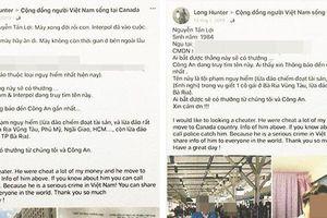 Người đàn ông kêu cứu vì bị vu khống trên mạng xã hội