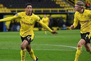 Dortmund bị loại nhưng Bellingham vẫn đi vào lịch sử