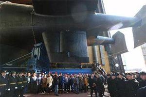 Nga dành siêu tàu ngầm Belgorod cho Bắc Cực