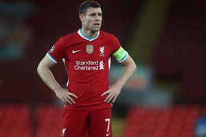Milner: 'Chúng tôi thi đấu hay hơn nhưng không thể giành chiến thắng'