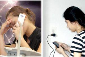 Những thời điểm không nên dùng điện thoại