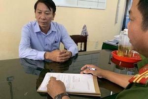 Nguyên Chủ tịch xã ở Thừa Thiên Huế bị bắt vì tham ô tài sản