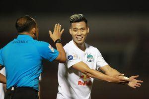 'Người may mắn' của Hà Nội FC cầm còi trận đại chiến với HAGL
