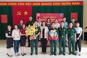 TW Hội LHPN Việt Nam chúc mừng 74 năm ngày thành lập Tiểu đoàn Phủ Thông