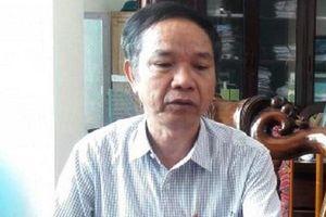 Đình chỉ sinh hoạt đảng Phó chủ tịch Thường trực HĐND thị xã Nghi Sơn