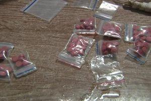 Bắt quả tang đối tượng tàng trữ trái phép số lượng lớn ma túy