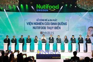 Công ty sữa duy nhất của Việt Nam đầu tư viện nghiên cứu ở Thụy Điển