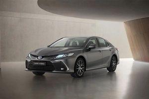 Toyota Camry 2021 hybrid ra mắt tại Úc, chờ ngày về Việt Nam