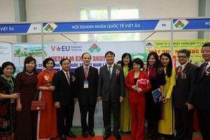 Vietnam Expo 2021 tạo cơ hội cho Chi hội Doanh nhân Quốc tế Việt Âu tìm đối tác
