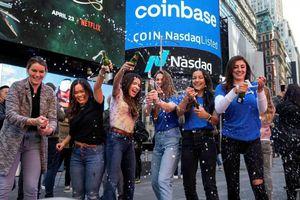 Thương vụ IPO lịch sử, sàn tiền ảo Coinbase được định giá 86 tỷ USD