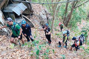 Tiềm năng Trekking kết hợp du lịch trên núi Cấm