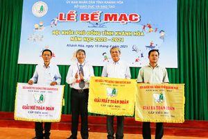 Bế mạc Hội khỏe Phù Đổng tỉnh Khánh Hòa năm học 2020 - 2021