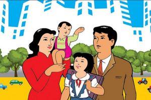 Xây dựng chiến lược phát triển gia đình Việt Nam đến năm 2030