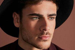 Người mẫu Jorge Del Rio Romero cuốn hút người nhìn