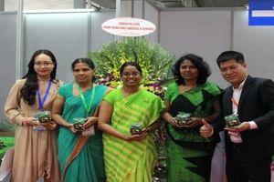 Đại sứ quán Sri Lanka giới thiệu trà Ceylon tại Hội chợ thương mại quốc tế Việt Nam lần thứ 30