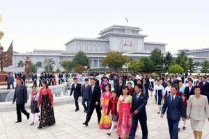 2021: Dấu mốc 109 năm ngày sinh của cố Chủ tịch Kim Nhật Thành