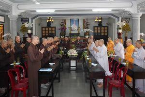 Ban Trị sự Phật giáo Gò Vấp triển khai Phật sự lần đầu tiên sau khi ra mắt