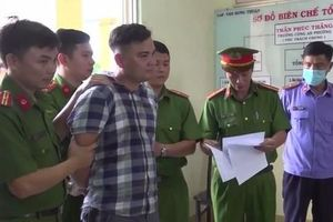 Video về hành vi phạm tội và quá trình bắt giữ Lê Chí Thành