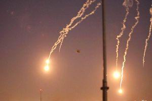 Tấn công tên lửa và máy bay không người lái tại miền Bắc Iraq