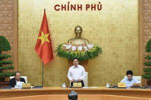 Thủ tướng Phạm Minh Chính: 'Xây dựng Chính phủ liêm chính, hành động quyết liệt'