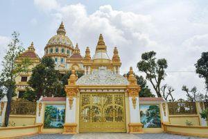 Cận cảnh lâu đài rộng 400m2, trị giá 10 tỷ của ông chủ lò gạch ở Hưng Yên
