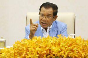 Campuchia trừng phạt quan chức làm lộ tin phong tỏa thủ đô Phnom Penh