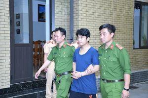 Lời khai của nghi phạm ném quả nổ vào tiệm vàng ở Hải Phòng